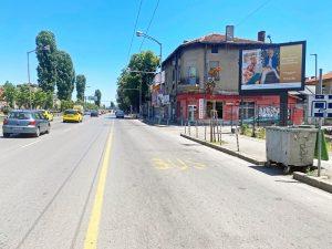171. бул. Сливница  ул. Братя Миладинови - преди Лъвов мост_посока Лъвов мост