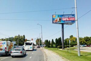47-1. бул. Сливница - ОРИОН, пред Шоурум ZONA_посока Мото Пфое, Mr.Bricolage, МЕТРО